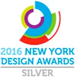 Ketra awarded 2016 New York Design Silver award