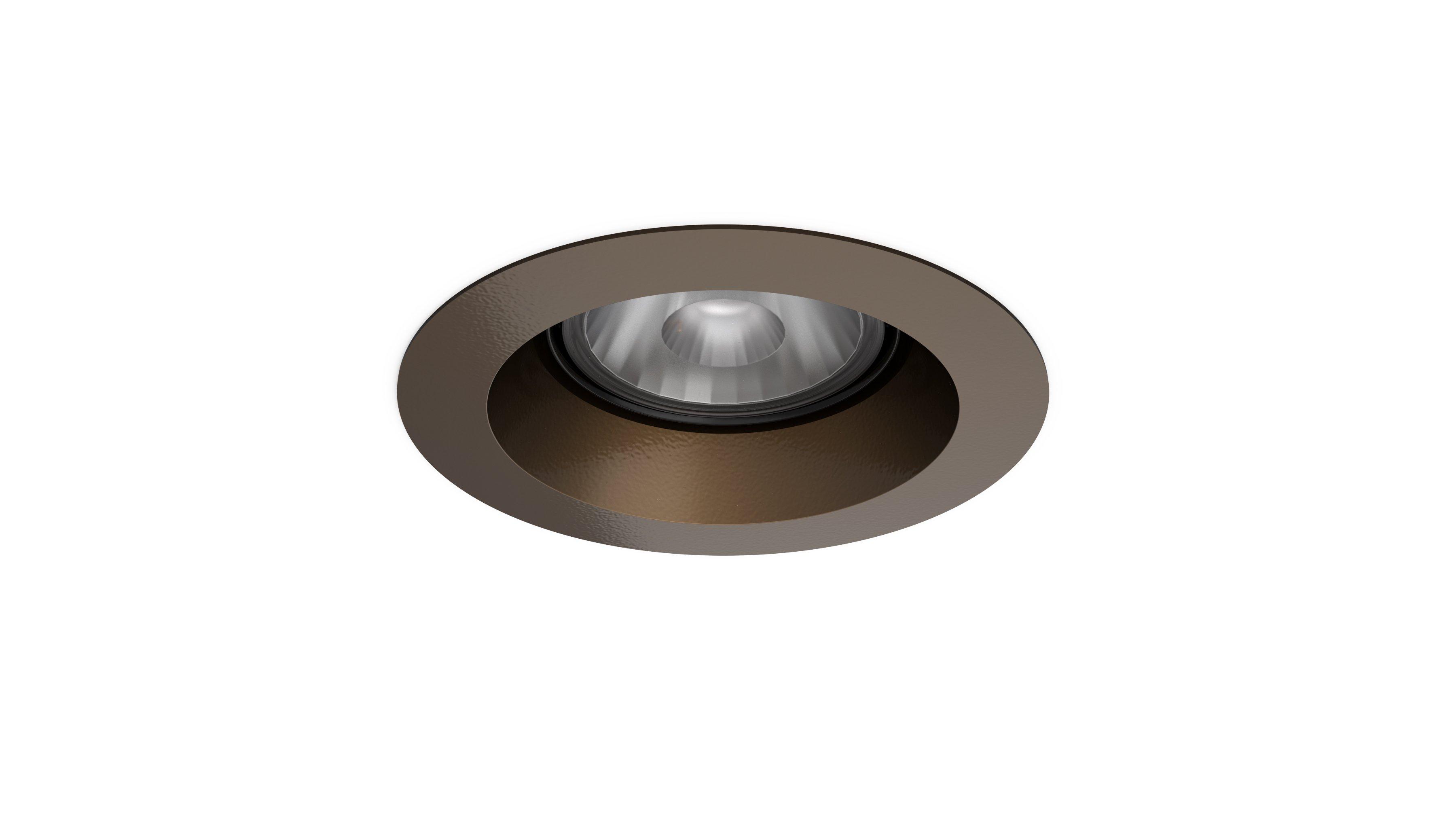 S30 Halo Downlight_InSitu_Perspective_Bronze