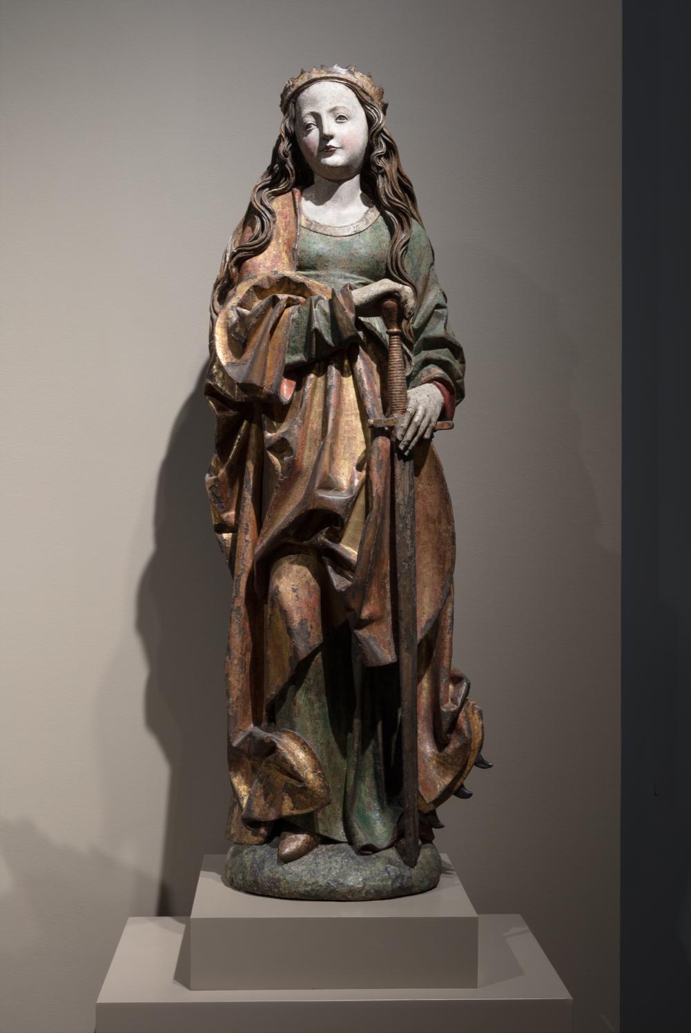 St Catherine 3000k no vibrancy
