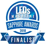 Ketra named a finalist for LEDs Magazine 2018 Sapphire Award