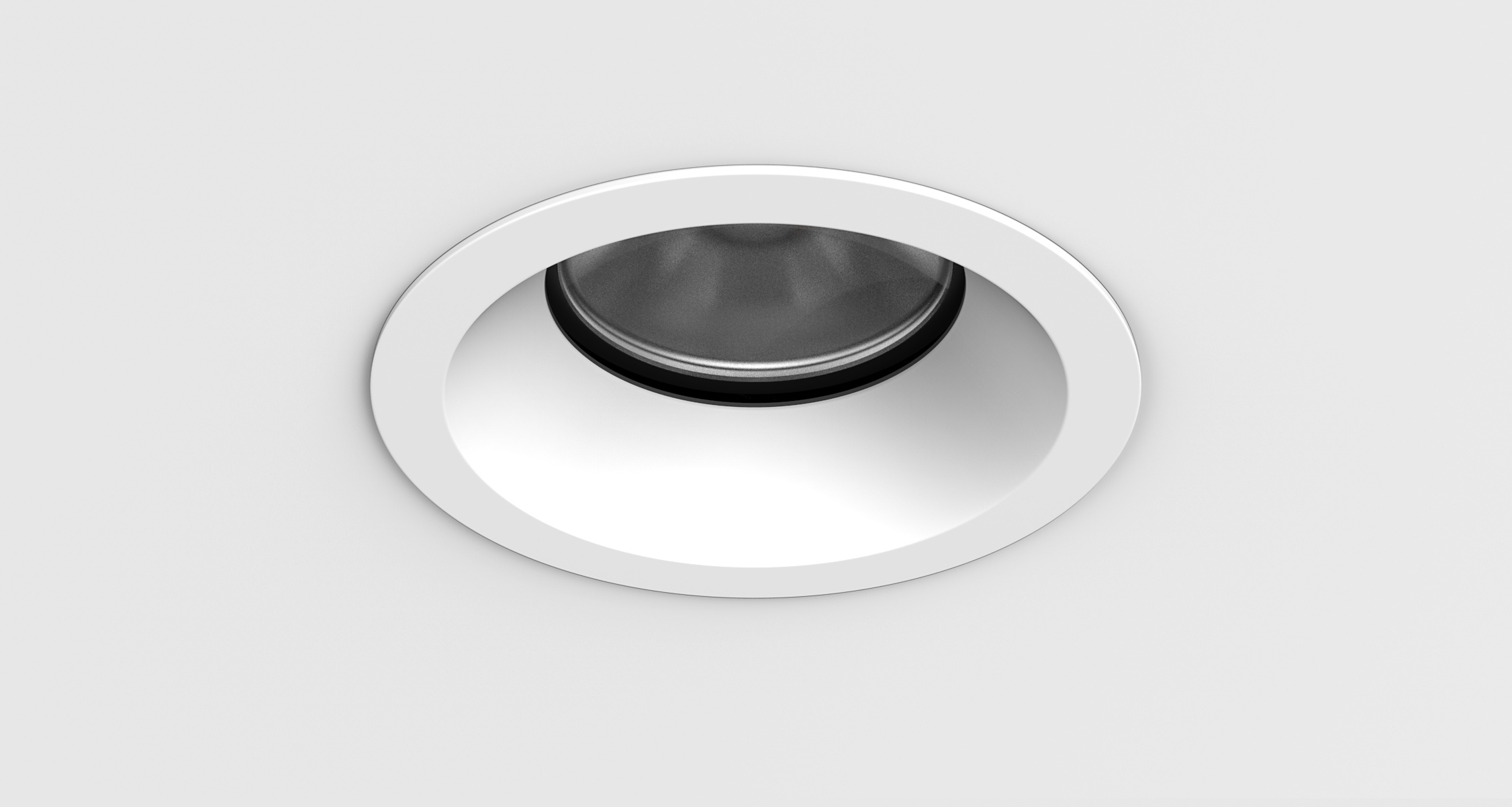 D3 Round Shallow Bevel Downlight