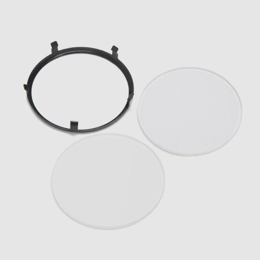 D3 Black Ring & Lens