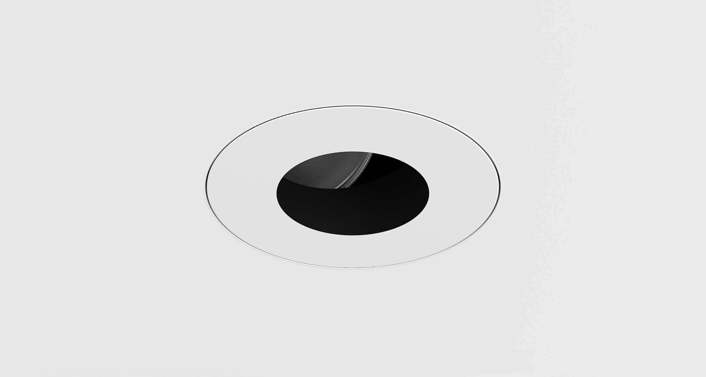 D3 Round Pinhole Adjustable Mud-In