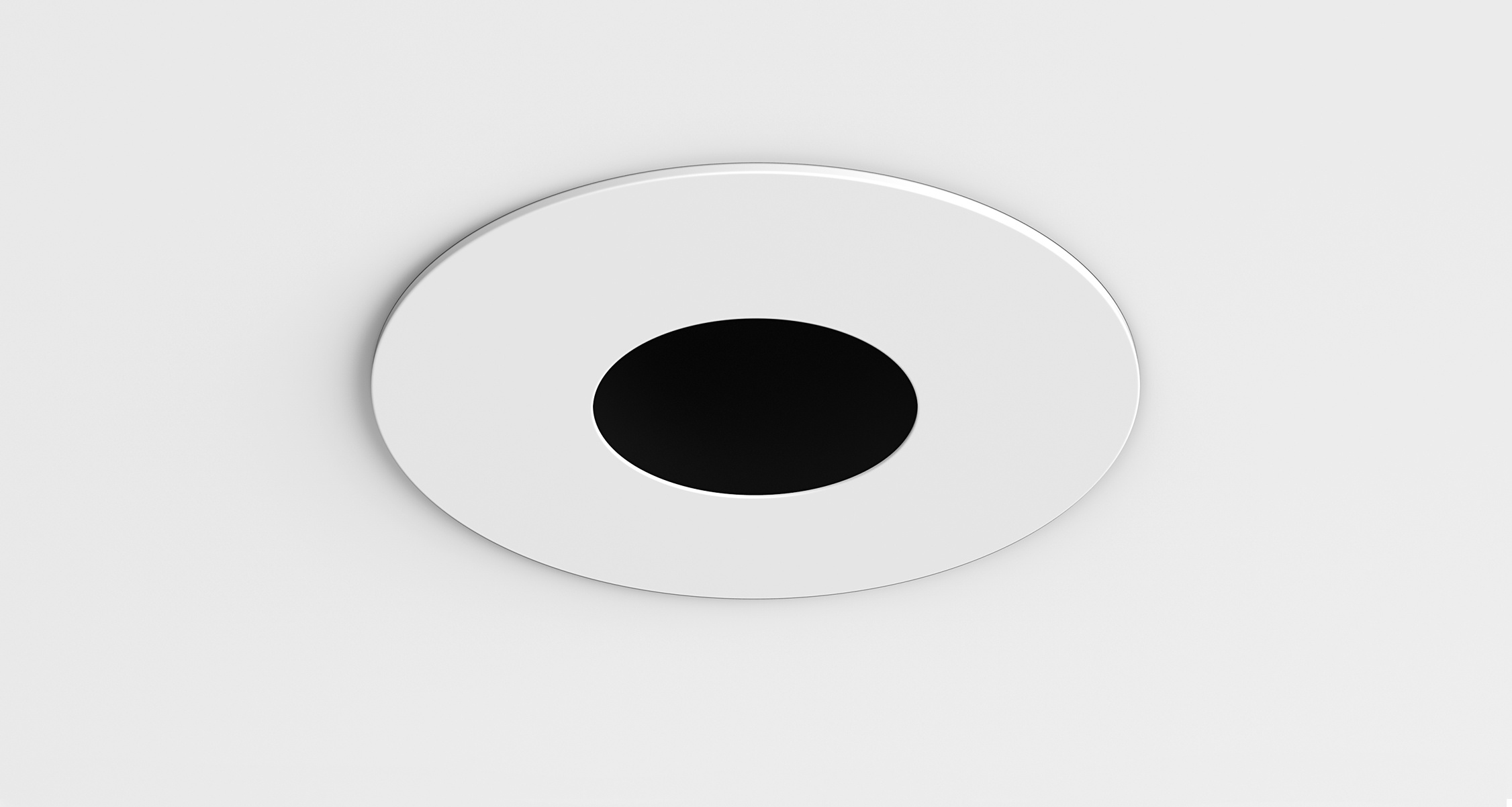 D3 Round Pinhole Deep Regress Downlight