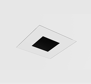 D3 Square Pinhole Deep Regress Downlight Mud-In
