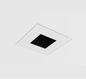 D3 Square Pinhole Deep Regress Downlight Mud-In