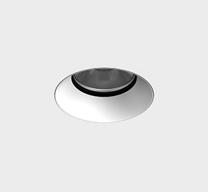 D3 Round Shallow Bevel Downlight Mud-In