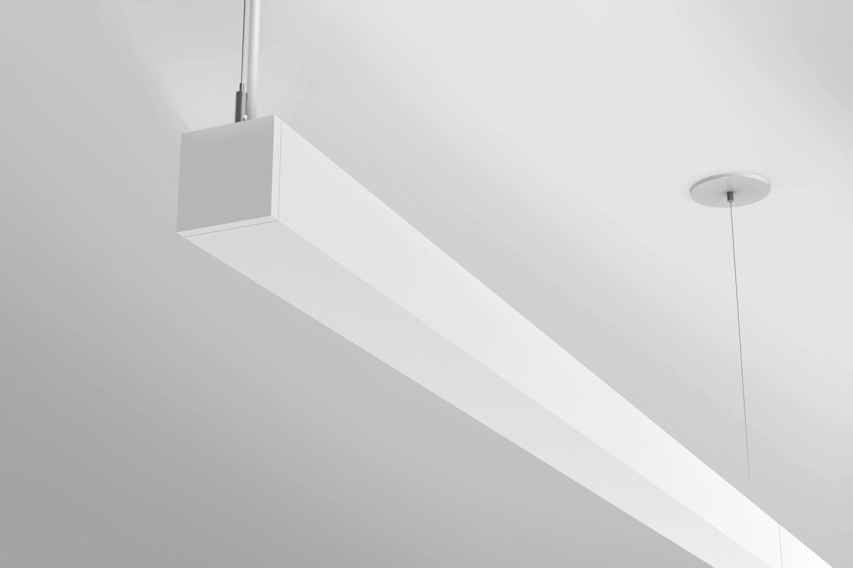 Ketra L3I Indirect Linear Pendant