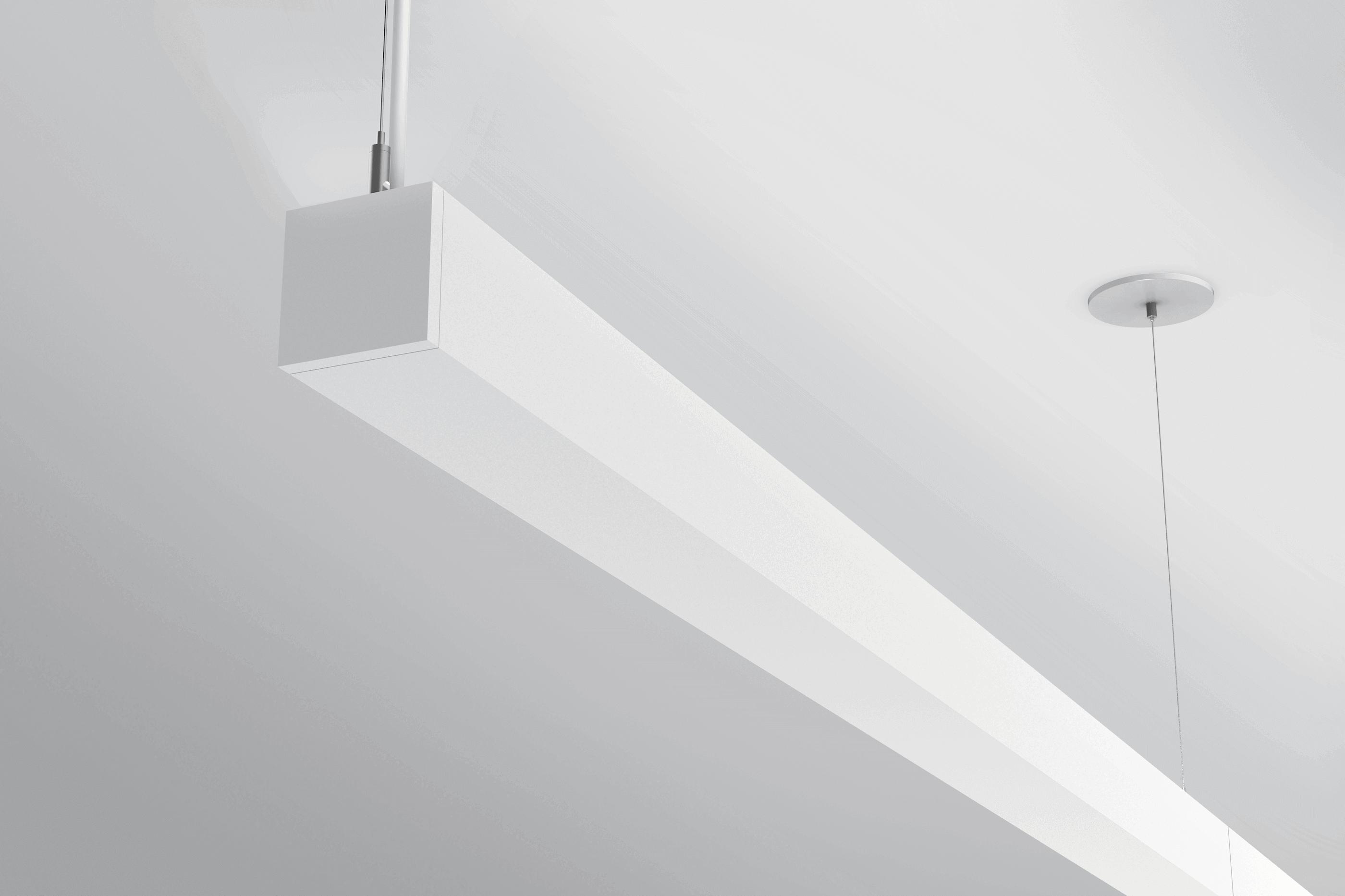 Ketra L3I Indirect Linear Pendant