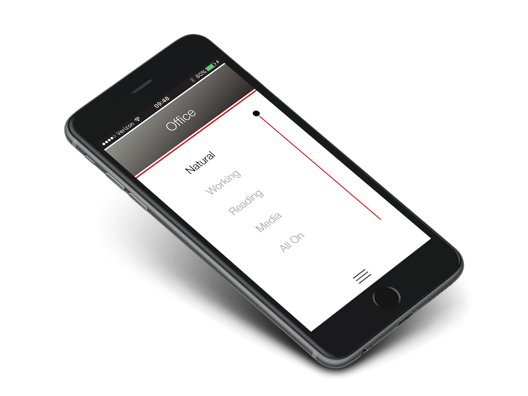 ketra-mobile-app
