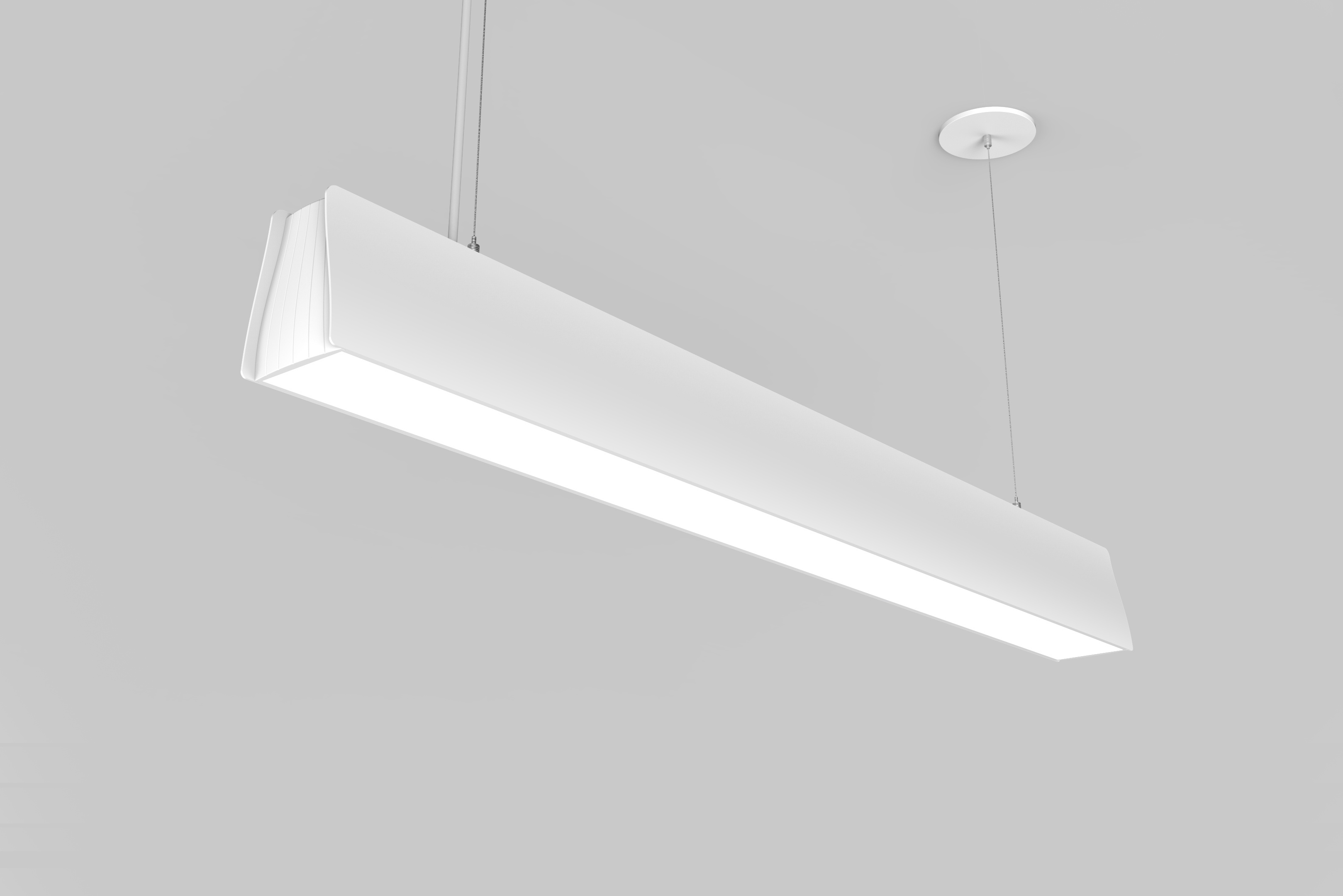 Ketra P4 Direct Linear Pendant