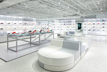 Inside Nike's House of Innovation in NYC
